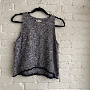 Madewell Knit Sweater Tank